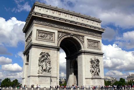 Triumphbogen (Paris)