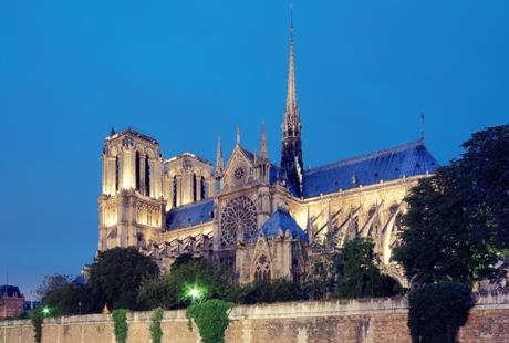La Catedral de Notre Dame de París