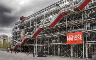 Georges Pompidou National Center for Art and Culture
