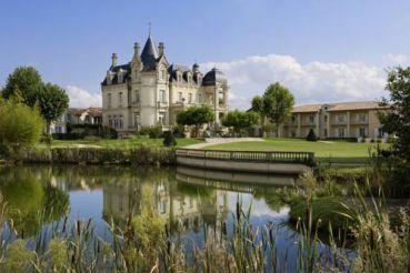 Château Hôtel Grand Barrail