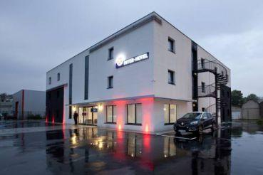Inter-Hotel Meaux Вільнуа