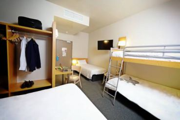 Opening Offer - Quadruple Room with Bunk Beds