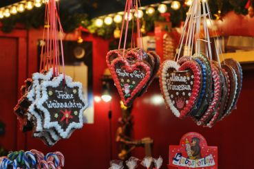 Camye interesting Christmas markets: a view «Sunday Express»