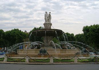 Fontaine de la Rotonde (Fònt de la Rotonda)